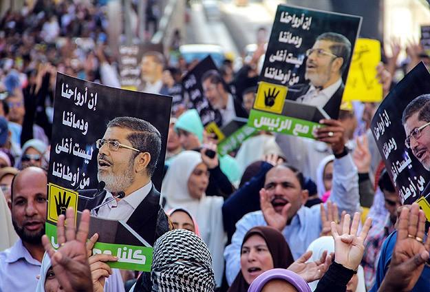 Mısır'da Darbe Karşıtı Cuma Gösterileri: 4 Şehit