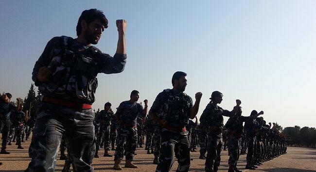 Tevhid Tugayı Yeni Asayiş Birimleri Kurdu