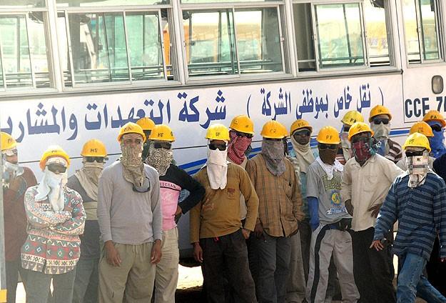 Suudi Arabistan'da Yabancı İşçi İsyanı