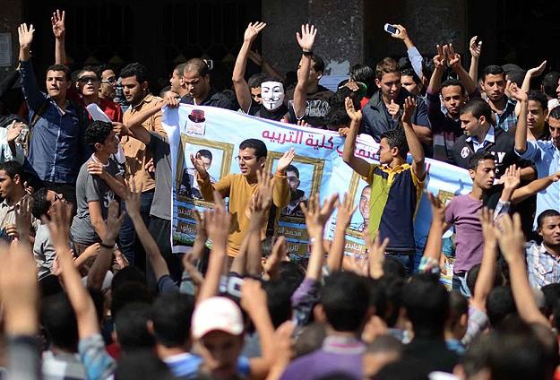 Mısır'da Üniversite Öğrencisi Hayatını Kaybetti