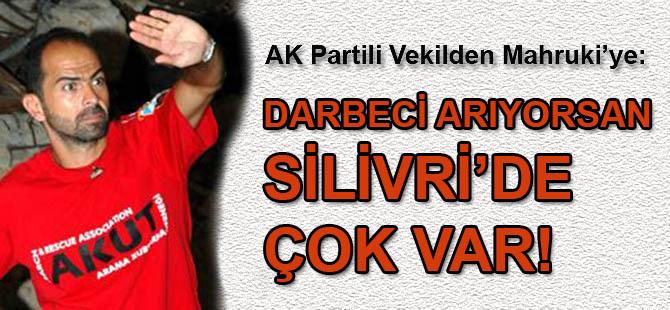 AK Partili Vekilden Mahruki'ye Sert Yanıt!