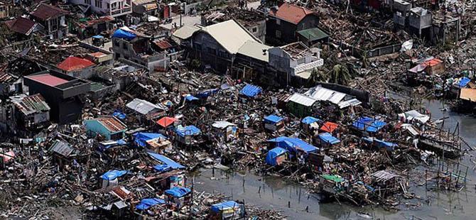 Diyanet'ten Filipinler İçin Yardım Seferberliği