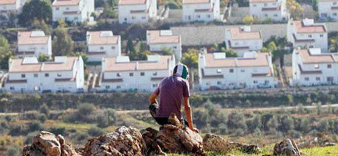 İsrail'den Yerleşimde Geri Adım