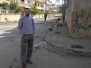 Suriye'nin Çetin Cephesi Deyr ez-Zor'dayız!