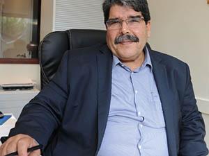 PYD Lideri Salih Müslim'den Türkiye'ye Tehdit