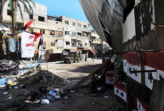 Esed Suriye'de Can Almaya Devam Ediyor
