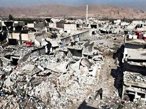 Suriye'de Dün 73 Kardeşimiz Katledildi