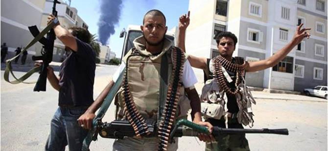 Libya'da Olağanüstü Hal İlan Edildi