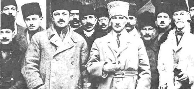 Atatürk Filistin'e Sahip Çıktı Masalı!