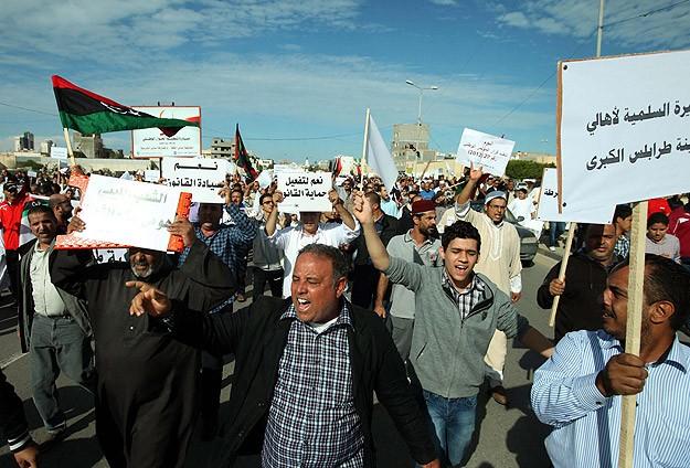 Libya'daki Saldırıda Ölü Sayısı 48'e Yükseldi