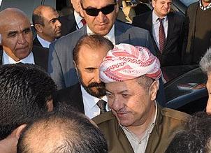 Mesut Barzani ve Şivan Perwer Türkiye'de