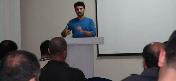 Antalya'da İman, Amel ve Şahitlik Konulu Seminer Yapıldı