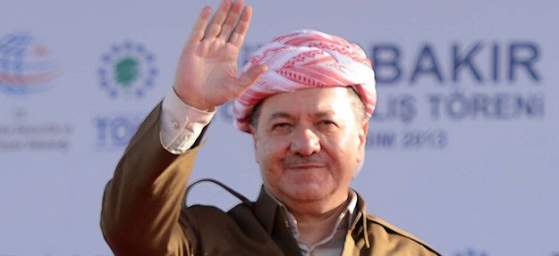 Barzani'den Diyarbakır Ziyareti ve PYD Açıklaması