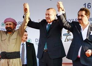 """Başbakan Erdoğan İlk Kez """"Kürdistan"""" Dedi"""