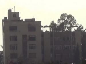 Harasta'da Baas Karargâhı Havaya Uçuruldu