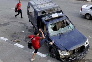 Mısır'da el-Ehli Taraftarları Darbecileri Korkutuyor!