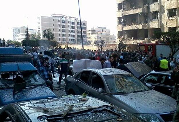 Beyrut'ta İran Büyükelçiği Önünde Patlama: 32 Ölü