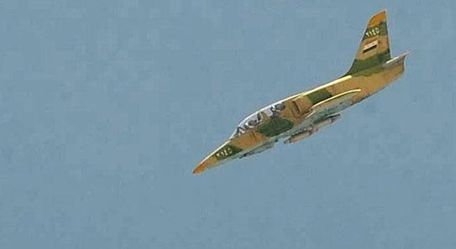 Esed'in Uçakları Hastane Bombaladı