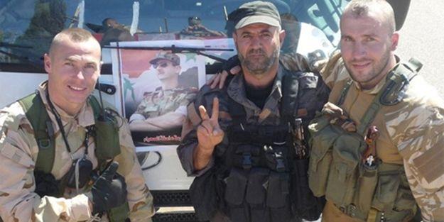 İşte Suriye'deki Rus Askerler!