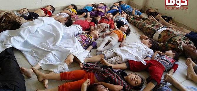 Esed'in Toplama Kampları Dünyaya El Sallıyor