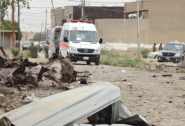 Irak'ta Cenazede Patlama: 8 Ölü, 45 Yaralı