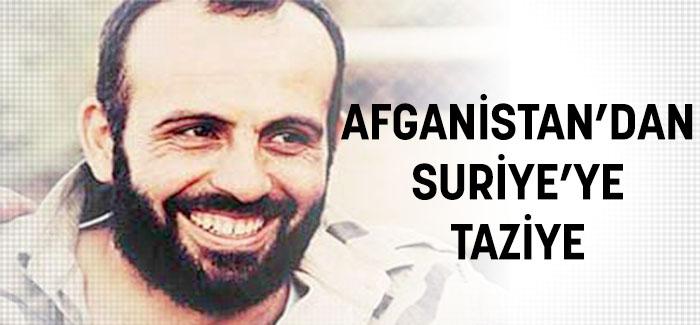 Afganistan'dan Suriye'ye Taziye