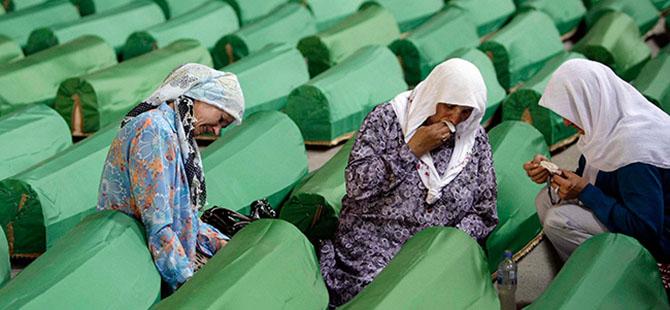 BMGK'da Srebrenitsa Tasarısı Oylamaya Sunulacak