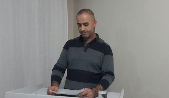 """Özgür-Der Antalya'da """"Tebliğ"""" Kavramı Semineri"""