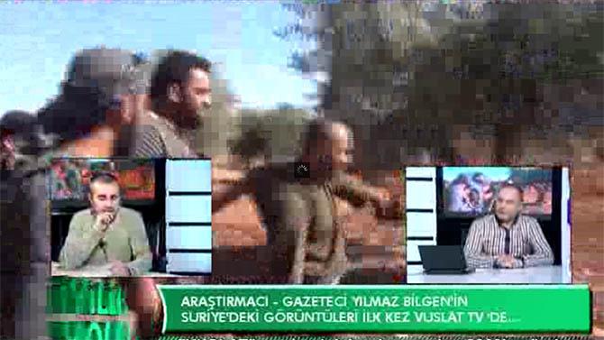 Vuslat Tv'den Örnek Suriye Duyarlılığı (VİDEO)