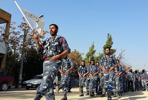 Direniş ''İslami Cephe'' Adı Altında Birleşti
