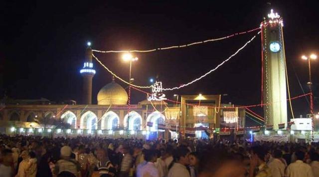 Irak'ta Camilerin Kapısına Kilit Vuruldu