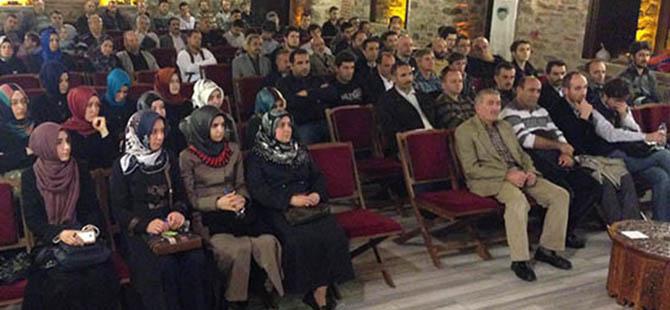 Bursa'da Küresel Cihad Kavramı Konuşuldu
