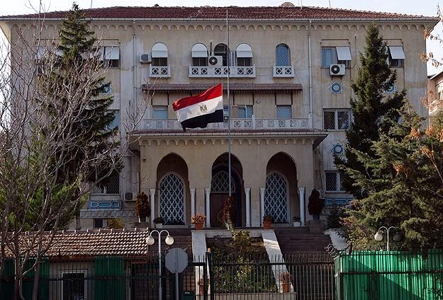 Mısır Büyükelçisi ''İstenmeyen Adam''