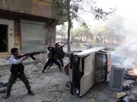 Direnişçiler Esed'in En Büyük Kontrol Noktasına Saldırdı