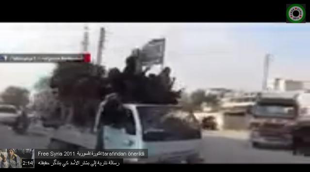Direniş Örgütleri Doğu Guta'ya Girdi (VİDEO)