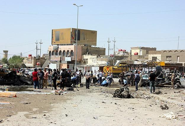 Irak'ta Bombalı ve Silahlı Saldırılar: 16 Ölü