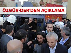 Emniyet'in Akit Gazetesi'ne Yönelik Tutumunu Kınıyoruz!