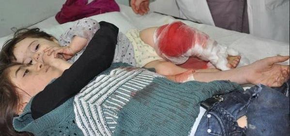 Suriye'de Dün 86 Kardeşimiz Daha Katledildi