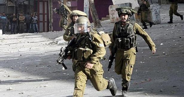 Siyonist İsrail 2 Filistinliyi Katletti