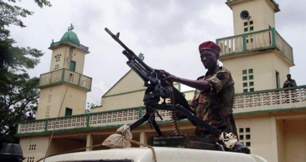 Orta Afrika Cumhuriyeti İçin Düğmeye Basıyorlar