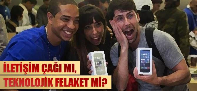 Akıllı Telefonlar Takip Altında