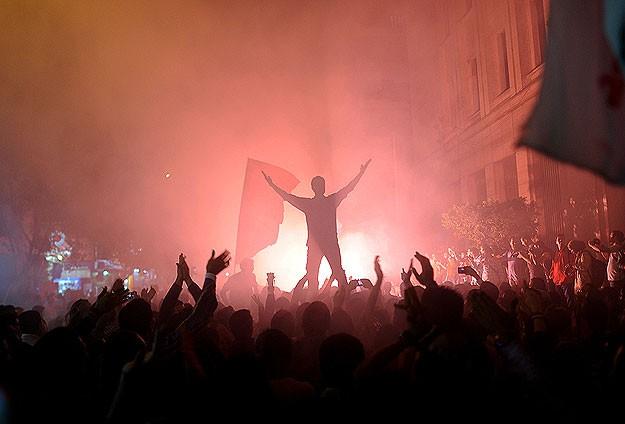 Mısır'da Darbe Karşıtı Protestolar Sürüyor