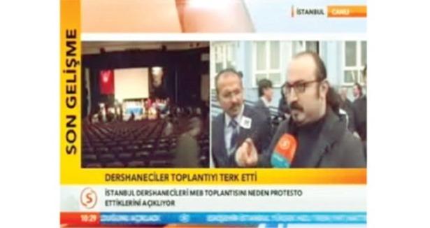 """Dershaneden """"Gezi Ruhu"""" Çıkartacaklar!"""