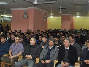 """Diyarbakır'da """"Suriye ve Mısır'daki Gelişmeler"""" Değerlendirildi"""