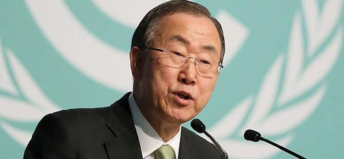 """Ban Ki-mun: """"Myanmar Yönetimi Sözlerini Tutmuyor"""""""