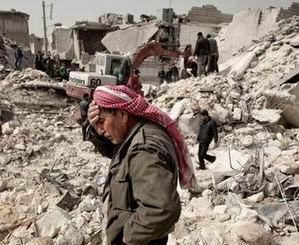 """""""Varil Kent"""" El Bab Bugün de Bombalandı"""