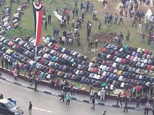 Darbe Karşıtı Öğrenciler Tahrir'e Girdi