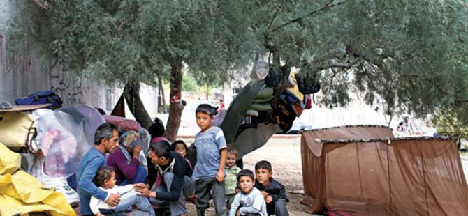Vali Mutlu'dan Açıkta Kalan Suriyelilere Çağrı