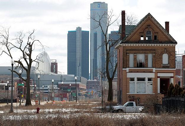 ABD'nin Otomobil Üssü Detroit İflas Etti