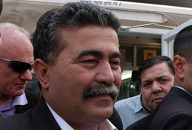 İsrail Çevre Bakanı Peretz İstanbul'da